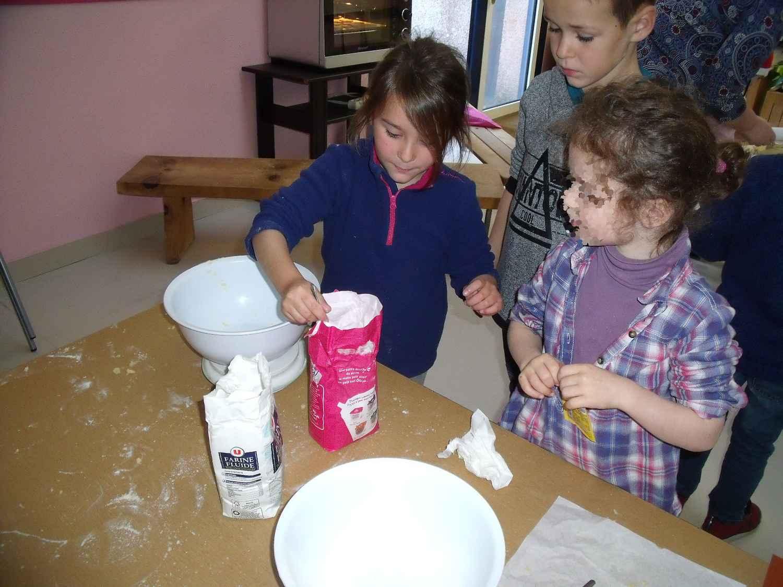 Atelier cuisine cole publique marie le tensorer - Atelier cuisine rennes ...