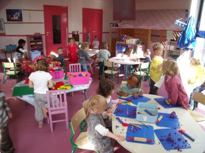 Classe de toute petite section et petite section cole - Atelier cuisine maternelle ...